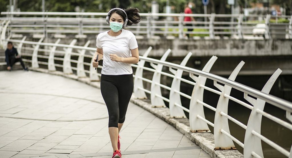 the new rules of quarantine running