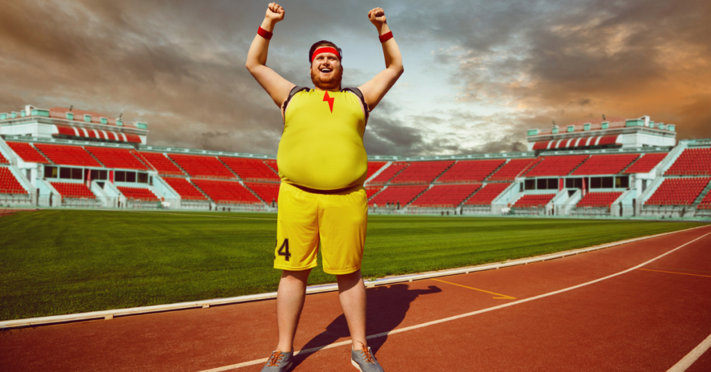 Tips for Overweight Runners
