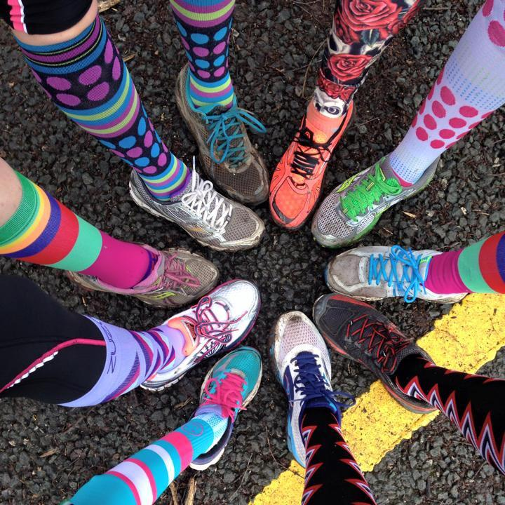 runners compression socks