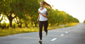 reasons why running is awesome