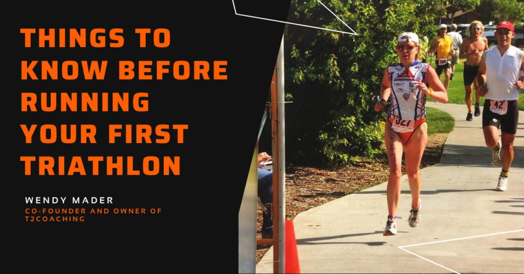 Thing to know before running your first triathlon