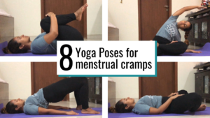 6 yoga poses for women to get relief from menstrual cramps