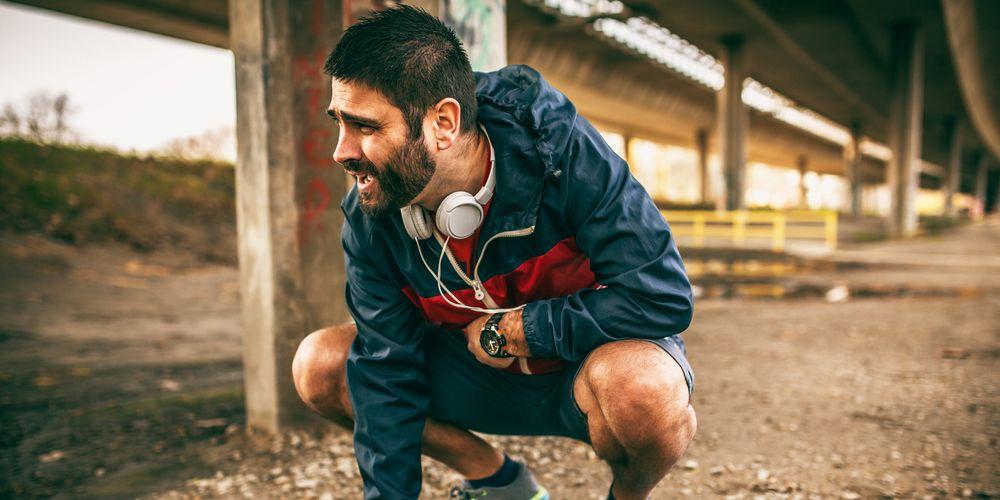 runner catching-breathe